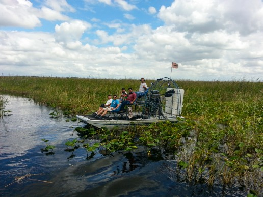 Everglades Airboat Tours, Florida Everglades