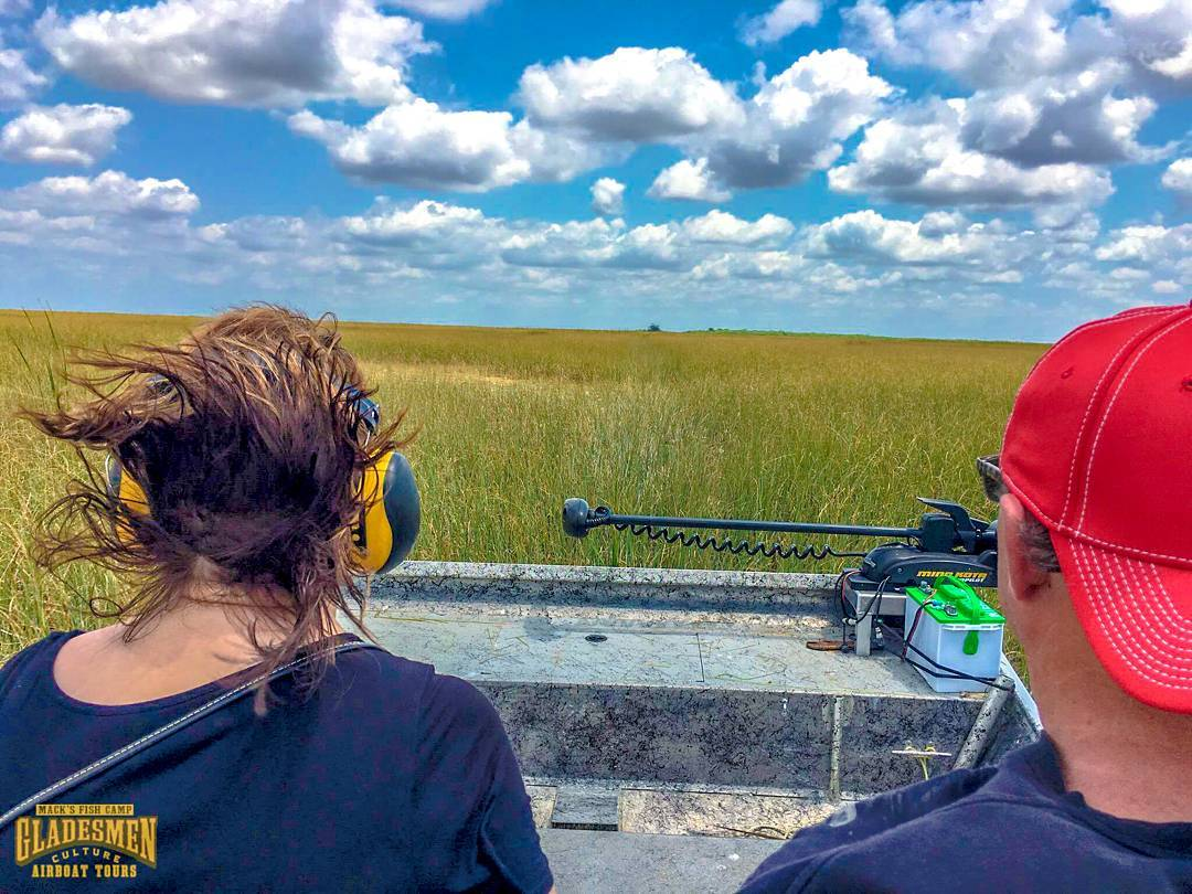 airboat safety, macks fish camp, miami airboat tours, everglades eco tours, gladesmen culture